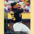 1997 Donruss Baseball #012 Mark McGwire - Oakland A's