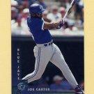 1997 Donruss Baseball #005 Joe Carter - Toronto Blue Jays