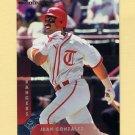 1997 Donruss Baseball #001 Juan Gonzalez - Texas Rangers