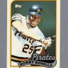 1989 Topps Baseball Tiffany #440 Bobby Bonilla - Pittsburgh Pirates