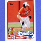 1989 Topps Baseball #764 Robin Ventura RC - Chicago White Sox