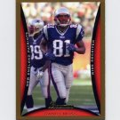 2008 Bowman Football Gold #059 Randy Moss - New England Patriots