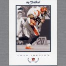 2004 Fleer Inscribed Football #033 Chad Johnson - Cincinnati Bengals
