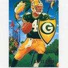 1994 Fleer Football Pro-Vision #4 Brett Favre - Green Bay Packers
