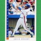 1993 Score Baseball #077 Eddie Murray - New York Mets