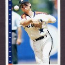1993 Score Baseball #018 Craig Biggio - Houston Astros