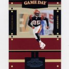 2004 Playoff Honors Football Game Day #GS04 Chad Johnson - Cincinnati Bengals /1750