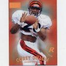 1997 Skybox Premium Football #218 Corey Dillon RC - Cincinnati Bengals