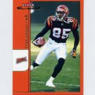 2002 Fleer Maximum Football #250 Chad Johnson - Cincinnati Bengals