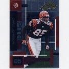 2003 Absolute Memorabilia Football #008 Chad Johnson - Cincinnati Bengals