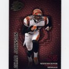2003 Playoff Hogg Heaven Football #031 Chad Johnson - Cincinnati Bengals