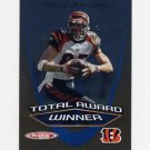 2005 Topps Total Football Award Winner Insert #AW6 Chad Johnson - Cincinnati Bengals