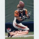 2005 Ultra Football #070 Chad Johnson - Cincinnati Bengals