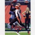 2006 Ultra Football #039 Chad Johnson - Cincinnati Bengals