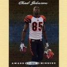 2006 Topps Total Football Award Winners #AW6 Chad Johnson - Cincinnati Bengals