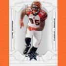 2008 Leaf Rookies and Stars Football #020 Chad Johnson - Cincinnati Bengals