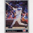 1992 Leaf Baseball #412 Sammy Sosa - Chicago Cubs