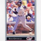 1992 Leaf Baseball #206 Tony Gwynn - San Diego Padres