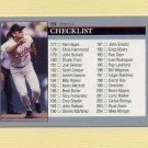 1992 Leaf Baseball #199 Cal Ripken CL - Baltimore Orioles