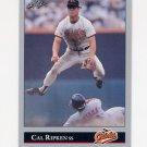 1992 Leaf Baseball #052 Cal Ripken - Baltimore Orioles