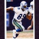 1994 Fleer Football #433 Brian Blades Error - Seattle Seahawks