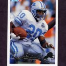1994 Fleer Football #160 Barry Sanders - Detroit Lions
