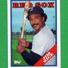 1988 Topps Baseball #675 Jim Rice - Boston Red Sox