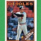 1988 Topps Baseball #650 Cal Ripken - Baltimore Orioles NM-M