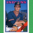 1988 Topps Baseball #637 Jay Bell RC - Cleveland Indians