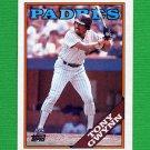1988 Topps Baseball #360 Tony Gwynn - San Diego Padres