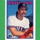 1988 Topps Baseball #293 Doug Jones RC - Cleveland Indians