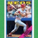 1988 Topps Baseball #204 Paul O'Neill - Cincinnati Reds