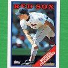 1988 Topps Baseball #070 Roger Clemens - Boston Red Sox