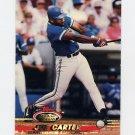 1993 Stadium Club Baseball #749 Joe Carter MC - Toronto Blue Jays