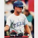 1993 Stadium Club Baseball #725 Jon Shave RC - Texas Rangers
