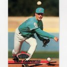 1993 Stadium Club Baseball #706 Cris Carpenter - Florida Marlins