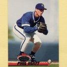 1993 Stadium Club Baseball #695 Phil Hiatt - Kansas City Royals