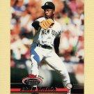 1993 Stadium Club Baseball #689 Brien Taylor - New York Yankees