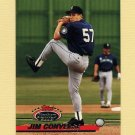 1993 Stadium Club Baseball #683 Jim Converse RC - Seattle Mariners