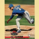 1993 Stadium Club Baseball #670 Al Leiter - Toronto Blue Jays
