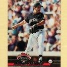 1993 Stadium Club Baseball #652 Armando Reynoso - Colorado Rockies