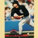 1993 Stadium Club Baseball #641 Dave Stieb - Chicago White Sox
