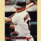 1993 Stadium Club Baseball #640 Dave Martinez - San Francisco Giants