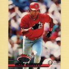 1993 Stadium Club Baseball #634 Ozzie Canseco - St. Louis Cardinals