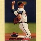 1993 Stadium Club Baseball #626 Steve Avery - Atlanta Braves