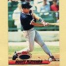 1993 Stadium Club Baseball #623 Scott Fletcher - Boston Red Sox