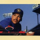 1993 Stadium Club Baseball #621 Jaime Navarro - Milwaukee Brewers