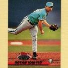 1993 Stadium Club Baseball #604 Bryan Harvey - Florida Marlins