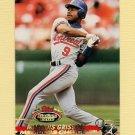 1993 Stadium Club Baseball #598 Marquis Grissom MC - Montreal Expos