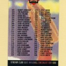 1993 Stadium Club Baseball #590 Checklist 501-600